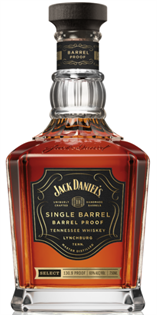 Jack Daniel's Whiskey Single Barrel Barrel Proof 750ml